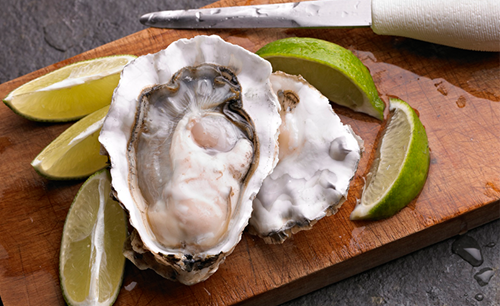 Buck-A-Shuck Oyster Mondays at Table at 10!
